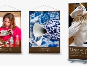 Banner en Posters Margot van Os