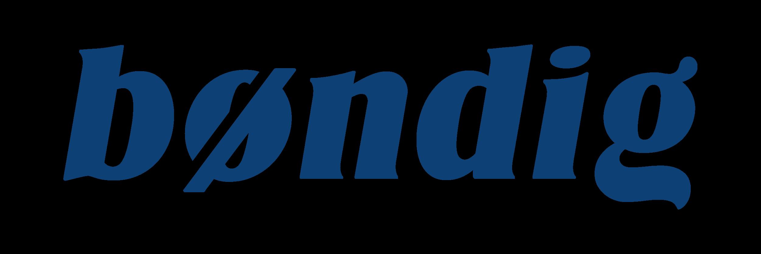 STUDIO BØNDIG